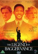 The Legend Of Bagger Vance - Danish DVD movie cover (xs thumbnail)