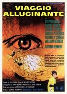 Fantastic Voyage - Italian Theatrical movie poster (xs thumbnail)