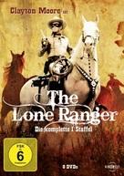 """The Lone Ranger"" - German DVD movie cover (xs thumbnail)"