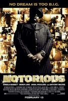 Notorious - Movie Poster (xs thumbnail)