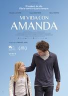 Amanda - Spanish Movie Poster (xs thumbnail)