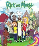 """Rick and Morty"" - Blu-Ray cover (xs thumbnail)"