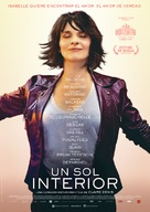 Un beau soleil intérieur - Spanish Movie Poster (xs thumbnail)