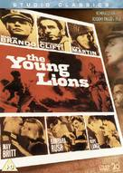 The Young Lions - British Movie Cover (xs thumbnail)
