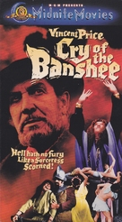 Cry of the Banshee - VHS movie cover (xs thumbnail)