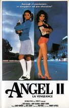 Avenging Angel - French VHS movie cover (xs thumbnail)