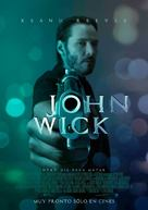 John Wick - Colombian Movie Poster (xs thumbnail)