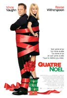Four Christmases - Canadian Movie Poster (xs thumbnail)