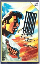 The Adventures of Ford Fairlane - Finnish VHS movie cover (xs thumbnail)