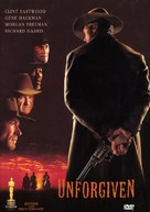 Unforgiven - DVD cover (xs thumbnail)