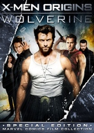 X-Men Origins: Wolverine - DVD movie cover (xs thumbnail)