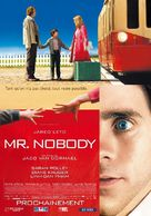 Mr. Nobody - Belgian Movie Poster (xs thumbnail)