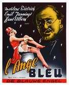 Der blaue Engel - Belgian Movie Poster (xs thumbnail)
