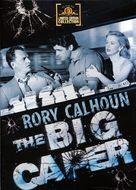 The Big Caper - DVD cover (xs thumbnail)