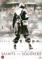 Saints and Soldiers - Danish DVD cover (xs thumbnail)