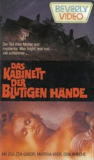 Picture Mommy Dead - German VHS movie cover (xs thumbnail)