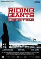 Riding Giants - Italian poster (xs thumbnail)