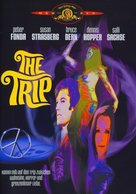 The Trip - German DVD cover (xs thumbnail)