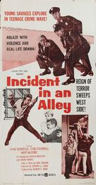 Incident in an Alley - Movie Poster (xs thumbnail)
