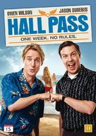 Hall Pass - Danish DVD movie cover (xs thumbnail)
