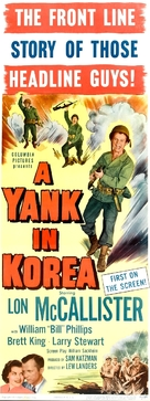 A Yank in Korea - Movie Poster (xs thumbnail)
