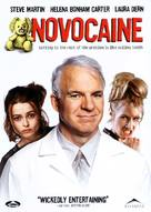 Novocaine - Canadian DVD cover (xs thumbnail)