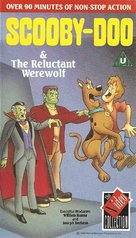 Scooby-Doo and the Reluctant Werewolf - British VHS cover (xs thumbnail)