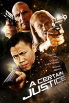 A Certain Justice - DVD movie cover (xs thumbnail)