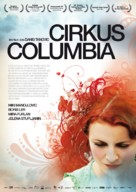 Cirkus Columbia - German Movie Poster (xs thumbnail)