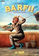 Barfi! - Indian Movie Poster (xs thumbnail)