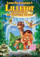 The Land Before Time 3 - Swedish DVD cover (xs thumbnail)