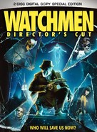 Watchmen - DVD cover (xs thumbnail)