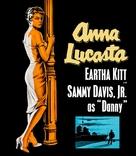 Anna Lucasta - Blu-Ray movie cover (xs thumbnail)