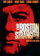 The Boston Strangler - DVD cover (xs thumbnail)