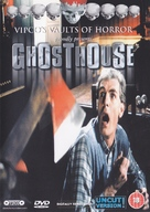 La casa 3 - Ghosthouse - British DVD cover (xs thumbnail)