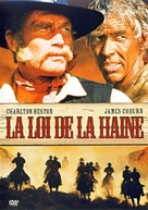 The Last Hard Men - French DVD cover (xs thumbnail)