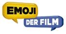 The Emoji Movie - German Logo (xs thumbnail)