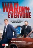 War on Everyone - Australian Movie Poster (xs thumbnail)