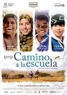 Sur le chemin de l'école - Spanish Movie Poster (xs thumbnail)