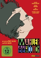 Mahler auf der Couch - German Movie Cover (xs thumbnail)