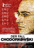 Khodorkovsky - German Movie Poster (xs thumbnail)