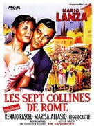 Arrivederci Roma - French Movie Poster (xs thumbnail)