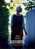 Aquarius - Turkish Movie Poster (xs thumbnail)