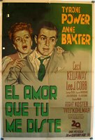 The Luck of the Irish - Argentinian Movie Poster (xs thumbnail)
