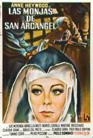 Le monache di Sant'Arcangelo - Argentinian Movie Poster (xs thumbnail)