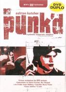 """Punk'd"" - Brazilian DVD movie cover (xs thumbnail)"