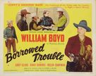 Borrowed Trouble - Movie Poster (xs thumbnail)