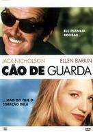 Man Trouble - Brazilian DVD movie cover (xs thumbnail)