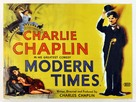 Modern Times - British Movie Poster (xs thumbnail)