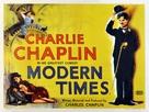 Modern Times - British Movie Poster (xs thumbnail)